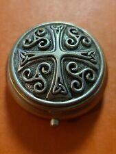 Decorative Pill Box Age Unknown