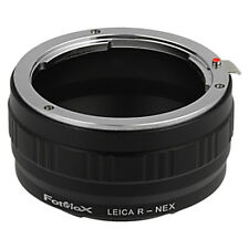Fotodiox Lens Adapter Leica R Lenses to Sony E-Mount