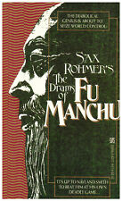 The Drums of Fu Manchu - by Sax Rohmer