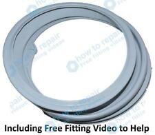 Hoover VTS, WMH ETC series Washing Machine Door Seal Gasket + Free fitting video