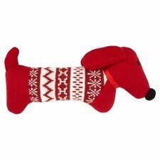 """Armitage Good Boy Christmas Red Sausage Dog Dachshund Daxie Dog Toy 12"""""""
