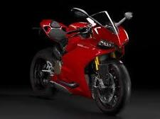 Manuale Officina DUCATI PANIGALE 1199 Workshop Service Manual