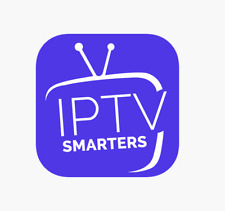 IPTV Smarters Pro 12 mois ANDROID