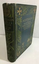 Australia - Painted by Percy F S Spence Described by Frank Fox - Black - 1910
