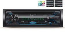 Sony cdx-g3200uv autorradio con CD mp3 aux USB Mega Power 4#55w variocolor