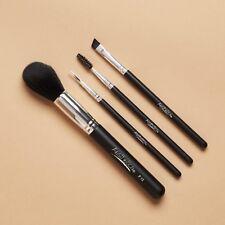 Aesthetica Face Brush #P12 & 3 Piece Eye Trio Brush Set $73 Sealed