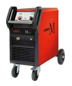 LORCH M-Pro 250 ControlPro Schutzgasanlage / Made in Germany / 3 Jahre Garantie