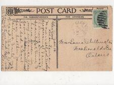 Miss Laura Shillington MacDonald Crescent Ontario Canada 1912 634a
