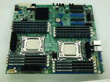 Intel S2600CP2J Motherboard w/Dual E5-2670 SR0KX , 128Gb. RAM