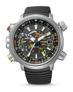 CITIZEN BN4021-02E Promaster Land Altichron Eco-drive Super Titanium