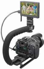 Pro Grip Camera Stabilizing Bracket Handle for Sony DSLR-A390L DSLR-A390