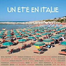 CD Musique Italienne : Un été en Italie / Rita Pavone, Sergio Endrigo, Gianni...