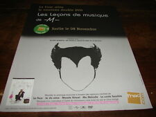 MATHIEU CHEDID - PUBLICITE LES LECONS DE MUSIQUE !!!!!!