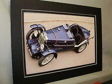 1932 MG C type Midget 60th Anniversary Exhibit Color Poster Automotive Museum
