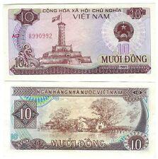 VIETNAM 10 DONG 1985 UNC P 93 a