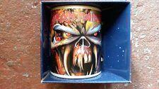 IRON MAIDEN THE FINAL FRONTIER mok/tas/mug/tasse