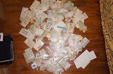 A hug lot of random USA stamps... more than 2000+ Unsortedpieces... Treasure Box