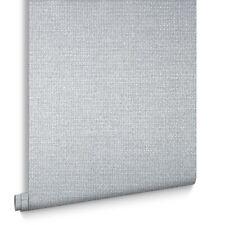 Graham & Brown Grey Weave Wallpaper 103009-Master