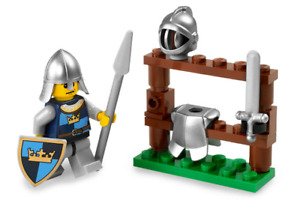 LEGO Castle Exclusive Mini Figure #5615 The Knight