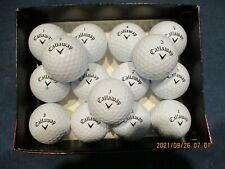 New listing 15 Callaway Diablo Tour Golf Balls Immaculate Condition