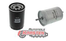 FilterSet (S): 1x Kraftstofffilter, 1x Ölfilter
