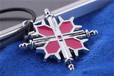 Hot Vampire Knight Cross Swords Emblem Pendant Necklace Cosplay Costume