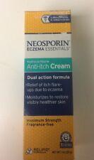 Collectable (1) Neosporin Eczema Hydrocortisone Anti Itch Cream 1 Oz 9/17