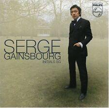 Gainsbourg, Serge - Initials Sg Neuf CD