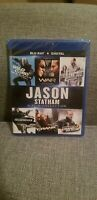 Jason Statham: 6-Film Collection Bluray + Digital Same day Shipping read