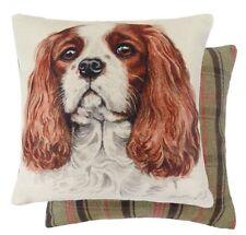 Coussins et galettes de sièges coton imprimé animal pour la décoration intérieure de la maison