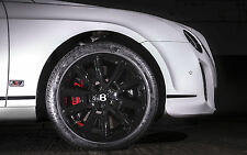 """20"""" bentley gt gtc ssr noir alliage roues et pneus"""