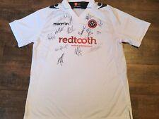 2012 2013 Sheffield United Signed Away Football Shirt Top Adults XL Jersey
