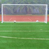 6*4/12*6/ 24*8FT Football Soccer Goal Net Kids Outdoor Sports Training Match Net