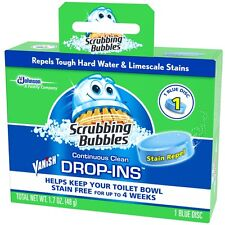 Scrubbing Bubblues Vanish Drop-Ins Toilet Cleaning Tablet 1 ea