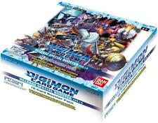 Digimon Card Game BT01-03 Box Special Booster Ver. 1.0 Factory Sealed