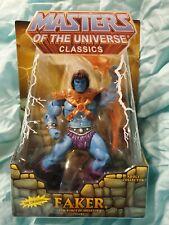 2008 Masters Of The Universe Classics Faker MOTU He-Man Mattel