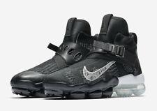 82b38deb9a62 Nike Air Vapormax Premier Flyknit Mens SNEAKERS Black White Ao3241-002 Size  8