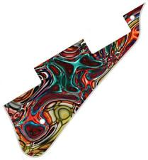 Pickguard Pick guard Graphical Scratchplate Gibson Les Paul Guitar Abstract 15