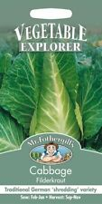 Mr. Fothergill's Cabbage Vegetable Plant Seeds
