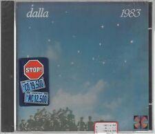 LUCIO DALLA 1983  CD MADE IN ITALY SIGILLATO!!!