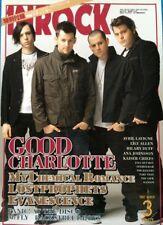 Inrock Japan Music Magazine 3/2007 Good Charlotte My Chemical Romance