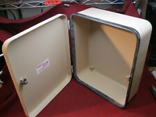 HOFFMAN D-12104IS Deep Drawn Instrument Enclosure Nema Rating Type 12