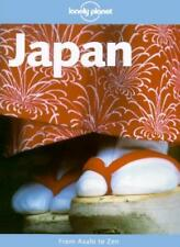 Japan (Lonely Planet Country Guides),Chris Taylor,etc.