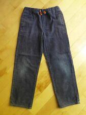 EUC Boys Mini Boden Drawstring Corduroy Pants 10