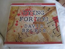 Dying For you David Belbin Audio 4 Cds Book
