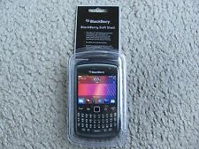 Genuine Blackberry Soft Shell Protective Case for Bold 9350/9360/9370 White