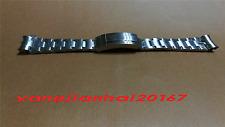BLIGER 21mm 316L Solid stainless steel bracelet fit 44mm mens watch P3