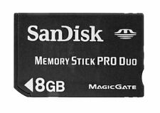 SanDisk 8GB Memory Stick Pro Duo - Refurbished