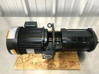 NEW ~ A-Ryung Vertical Coolant Pump ACP-1500MF 1.5in 50/60Hz 220/380/440V