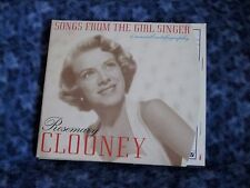 ROSEMARY CLOONEY-SONGS FROM THE GIRL SINGER: A MUSICAL AUTOBIOGRAPHY BOX CD SET